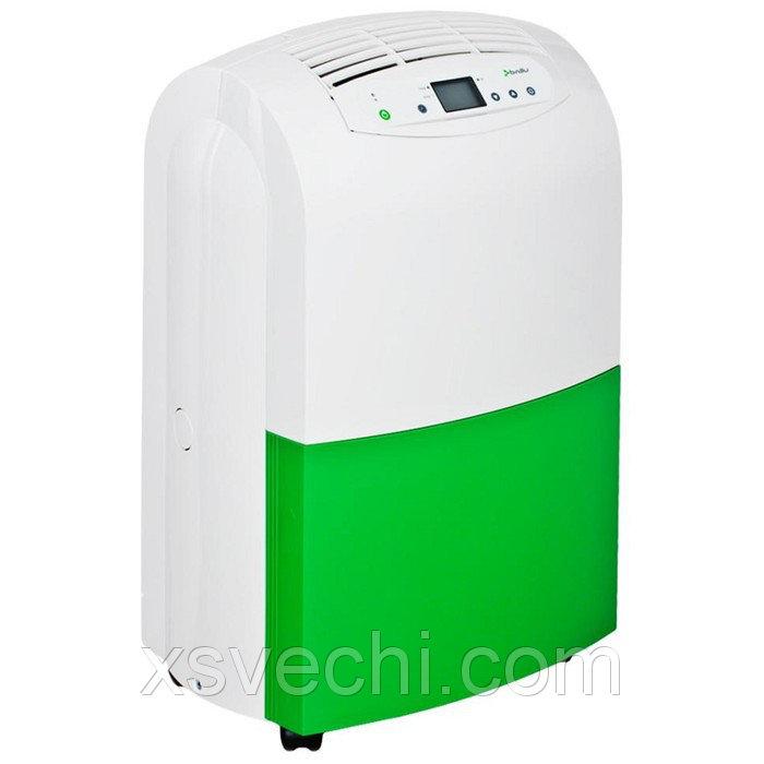 Осушитель воздуха Ballu BDT-25L, 25 л/сутки, 340Вт, белый/зеленый