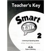 Smart Talk Listening & Speaking Skills A1+ — книга для учителя