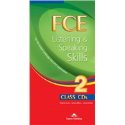 fce listening & speaking skillsClass audio cds.(set of 10)