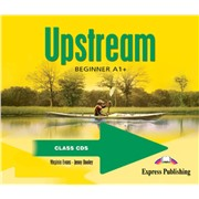 Upstream Beginner A1+. Class Audio CDs. (set of 3). Аудио CD для работы в классе