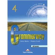 grammarway 4 student's book - учебник (with answers)