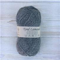Пряжа Tynd Lamauld Серый 5041, 220м/50г, CaMaRose, Gra