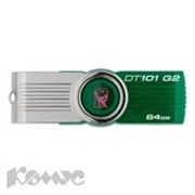 Флэш-память Kingston DataTraveler 101 G2 64GB(DT101G2/64GB)