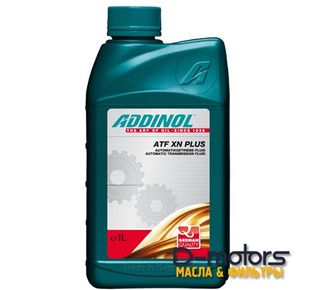 ADDINOL ATF XN PLUS (1л)