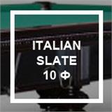 Комплектация Italian Slate 10ф, интернет-магазин товаров для бильярда Play-billiard.ru