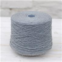 Пряжа Lambswool Серый жемчуг 136, 212м/50г., Knoll Yarns, Pearl grey