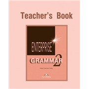enterprise 2 grammar teacher's book - книга для учителя