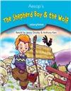 the shepherd boy & the wolf