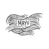 Mayu - пряжа с королевским составом ручной работы