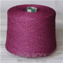Пряжа Coast Слива 008, 350м в 50г, Knoll Yarns, Plum