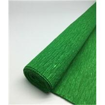 Бумага гофрированная ширина 50см, намотка 2,5м цвет №348С