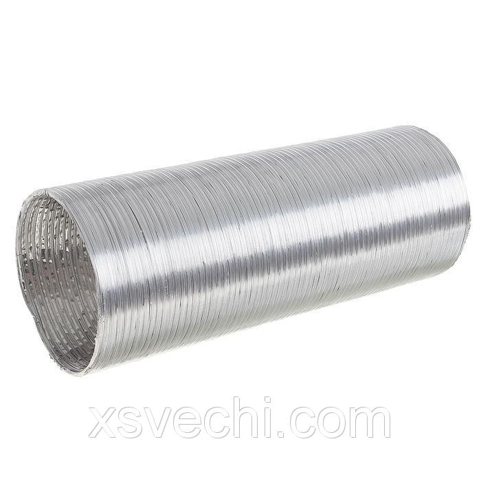 """Труба гофрированная """"Воздух"""", d=125 мм, 3м"""