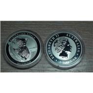 1 доллар Австралия 2015 г. Коала серебро 1 унция