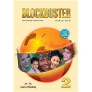 blockbuster 2 student's book - учебник international
