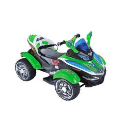 Квадроцикл С002СР, зелёный