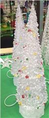 Новогодняя елочка с подсветкой 50 см