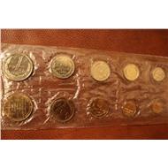 Годовой набор монет Банка СССР 1970 года