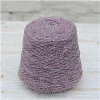 Пряжа Alpaca Tweed Ледяное сердце, 115м/50г., Knoll Yarns