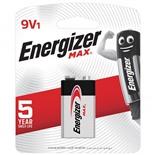 Батарейка алкалиновая Energizer Max 6LR61 (Крона) 1 шт E301531801