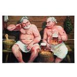 Картина для бани Банные Штучки В Бане 30х20 см 33381