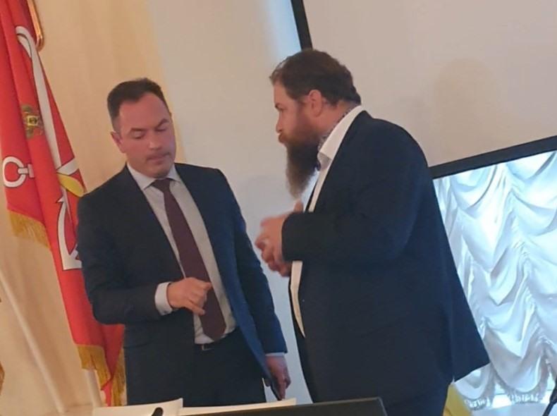 Выступление АкваРос в Жилищном комитете СПб
