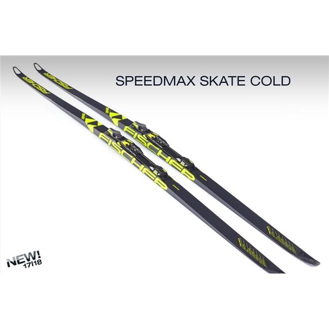 Лыжи Fischer SPEEDMAX SK COLD STIFF HOLE IFP N03917, интернет-магазин Sportcoast.ru