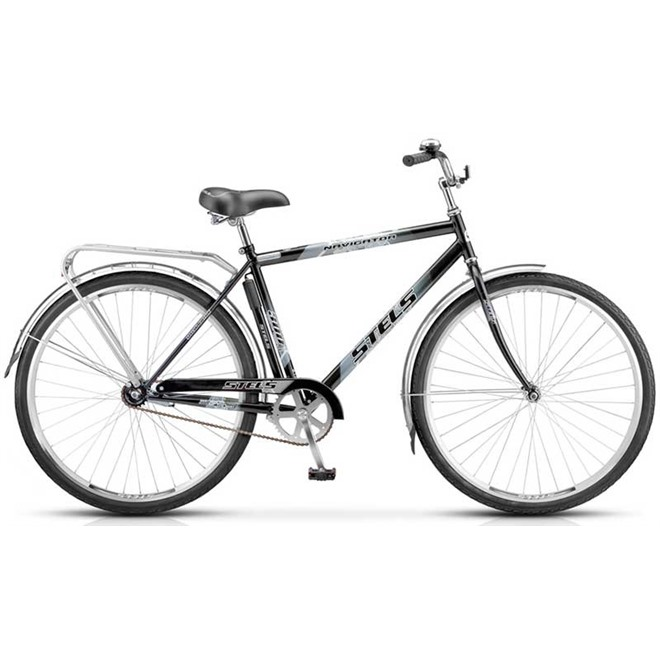 "Велосипед Stels Navigator 28"" 300 Gent Z010 (с корзиной), интернет-магазин Sportcoast.ru"