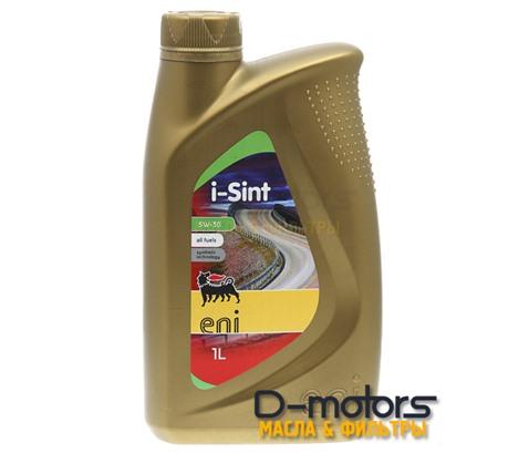 Моторное масло Eni I-Sint 5W-30 (1л.)
