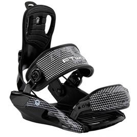 Сноуборд. крепления FTWO Men Concept 2 black, интернет-магазин Sportcoast.ru