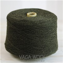 Пряжа Pastorale, 16 Болото, 175м/50г, шерсть ягнёнка, Vaga Wool