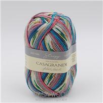 Пряжа Stripy цвет 266, 210м/50г, Casagrande