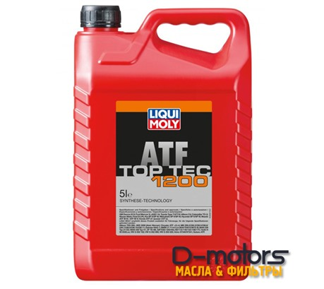 LIQUI MOLY TOP TEC ATF 1200 (5л.)