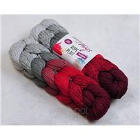 Пряжа ROPE PLAIT, цвет 187, 225м/250г, Woolly Hugs