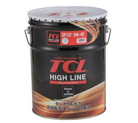 TCL High Line 5W-40 SP/CF (20 л.)