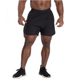 Спортивные шорты Better Bodies Essex Stripe Shorts, черный/серый