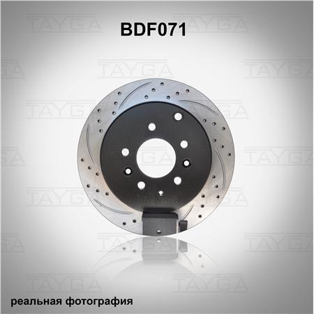 BDF071 - ЗАДНИЕ