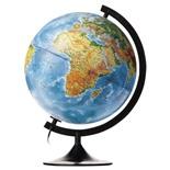 Глобус физический/политический Globen Классик d320 мм с подсветкой К013200101