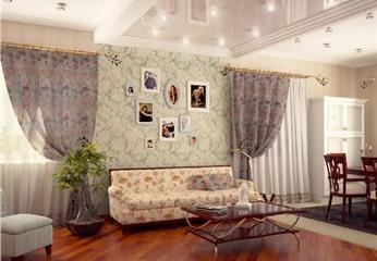 Романтизм в современном дизайне интерьеров