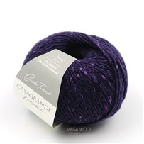 Cash Tweed 203 Viola scuro, 150 м/50г, Casagrande