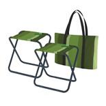 Набор табуретов складных в сумке Zagorod N 201
