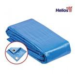 Тент укрывной 3x3 Helios синий 60 г/м2