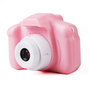 Детский фотоаппарат CARTOON DIGITAL CAMERA X2 розовый