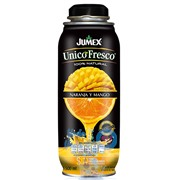Упаковка манго-апельсинг сока Jumex Mango-Naranja - 12 шт.