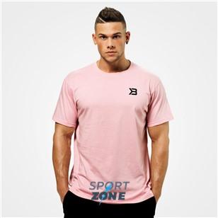 Футболка Stanton Oversize Tee, розовая