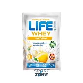 Пробник Life Whey сывороточный протеин с добавлением казеиновый матрицы 1 порция
