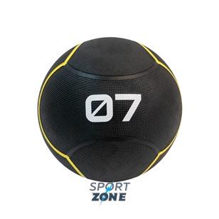 Мяч тренировочный черный 7 кг