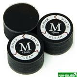 Kamui Наклейка для кия «Kamui Clear Black» (M) 13 мм, интернет-магазин товаров для бильярда Play-billiard.ru