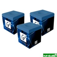 G2 Мел «G2 Japan» синий, интернет-магазин товаров для бильярда Play-billiard.ru. Фото 1