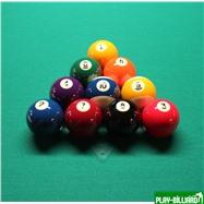 Weekend Комплект трафаретов для установки шаров 57,2мм (пул), интернет-магазин товаров для бильярда Play-billiard.ru. Фото 9