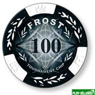 Набор для покера Frost на 300 фишек, интернет-магазин товаров для бильярда Play-billiard.ru. Фото 10